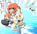 我が潜水艦隊の日常