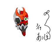エヴァ弐号機