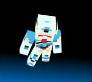 【Minecraft】G-セルフ スキン【Gのレコンギスタ】