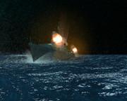 【MMD艦これ】夕立ちゃんの全裸(//∇//)【『てってってー』(鉄底海峡で徹底的に撃て!)】