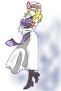 レア・紫ディウス