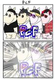 PCF×ムーミン
