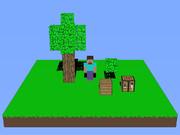 DotArrayでMinecraftのブロックを作った
