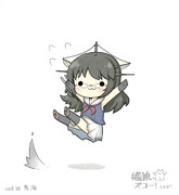 鳥海ちゃんズコー!