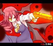 紅魔の小悪魔さん