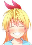 笑顔な千棘