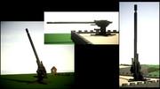 【Minecraft】WW2 TNT高射砲&ウゴクラギミック【データ配布】