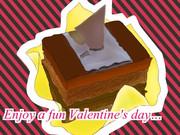 チョコレートケーキ描いてみったー