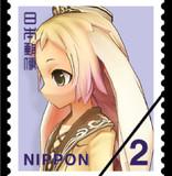 【MMD】デザインは秋田犬からうさうさへ 2円切手が11年半ぶりに復活するらしい