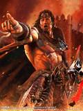 攻城戦記◆バハムートグリード 『革命戦闘士』リキ