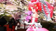 桜姫2 テトさんお誕生日2014
