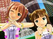 【MMDモデル配布】高槻姉妹ミリオンドリームスセットver1.0【嘘から出た真】