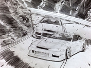 S14vsR34(某走り屋マンガ風)