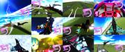 【第10回MMD杯本選】SonicAngels -空を翔る翼- 壁紙集