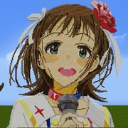 【Minecr@ft】春香さんお誕生日記念ドット2014