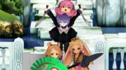 【MMD】まりうさで「敵襲!」地対空戦