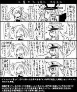 【艦これ】二人のシャルン【史実】