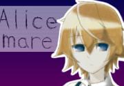 【Alice_mare】アレン描いてみた