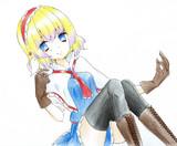 【塗ってみた】アリス