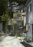 森の家 新宿区内藤町
