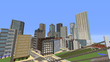 【Minecraft】超高層ビル群