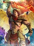 攻城戦記◆バハムートグリード 『革命神』リキオウ