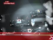 police pursuit end