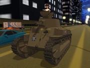 八九式は軽戦車じゃないしー