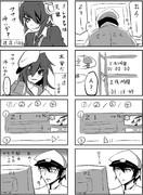 Z3はおろか駆逐艦すら出ない8コマ