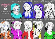 ラブライブ!×メカクシ団
