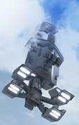 宇宙船が大気圏内で宙返りしたら