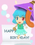 みずき先生お誕生日おめでとうございます!