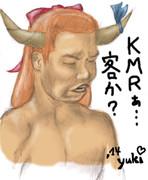 萃香(野獣妹)描きました【淫夢要素はありません】