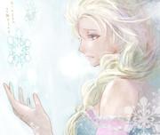 【アナと雪の女王】エルサ