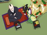 旦さんと吉乃ちゃん(会話)9