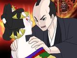 旦さんと吉乃ちゃん(会話)12
