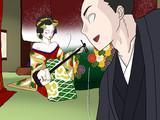 旦さんと吉乃ちゃん(会話)17