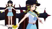 【キルラキル】満艦飾マコ【極制服完成】