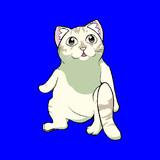 アニメ風MUR猫BB
