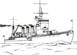 軽巡洋艦長良
