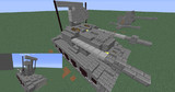 【minecraft】 対空戦車 Mk.89 Gunslinger