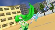 【MMD春一番選手権】真面目な風と自由な風
