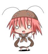 ゴキブリ少女ゴキ子