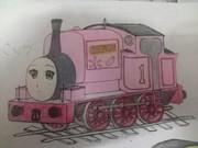 大帝国鉄道・1号機関車 「さくら」