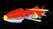 【MMD】宇宙戦艦きりしま【モデル配布】
