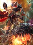 龍を喰らう者 ガルダイオス