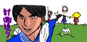 仮面ライダー鎧武 第26話のワンシーン