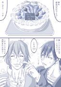 荒北靖友生誕祭2014漫画④