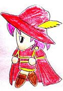 赤魔道士レナ