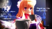 「Would you like some coffee?」